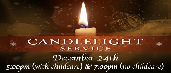 2014 Candlelight Service