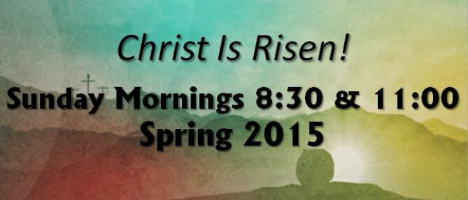 I Corinthians 15 Christ Is Risen