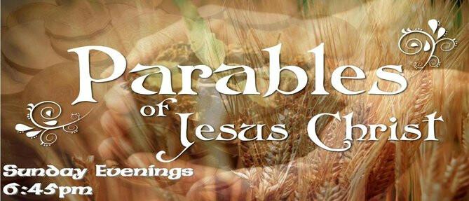 717 Parable of Jesus sermon series