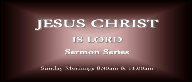 sunday morning sermon series
