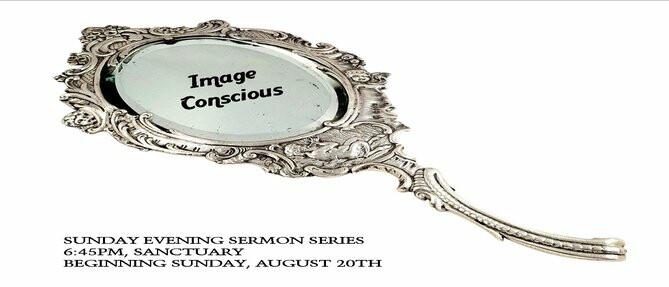 sunday evening sermon series august 20