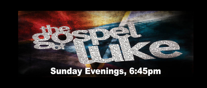 Sunday Evening Sermon Series