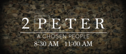 Be Diligent to Be Found by Him in Holiness, Godliness, Peace, Spotless and Blameless, II Peter 3:10-18 Part 2