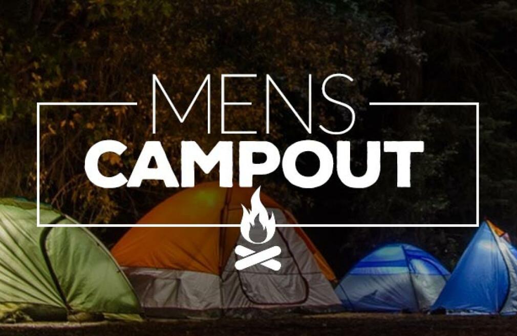 Men's Fall Campout