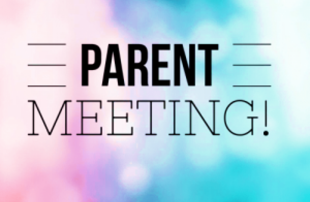 Youth Parent Meeting